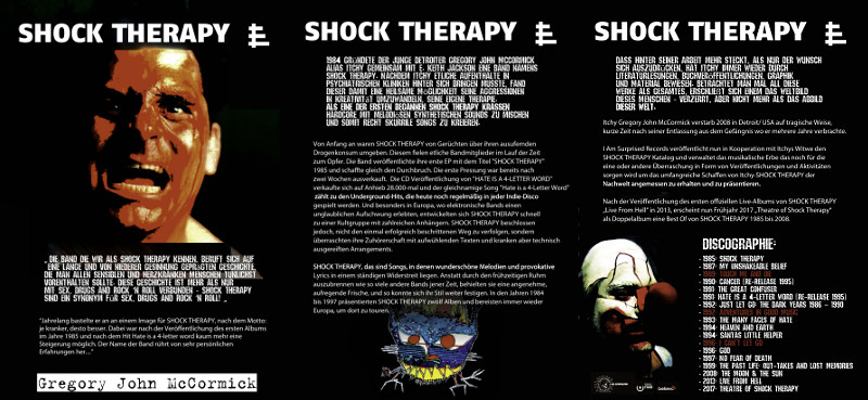 Shock Therapy Infopaper