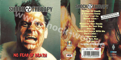 No Fear Of Death (PromoCD)